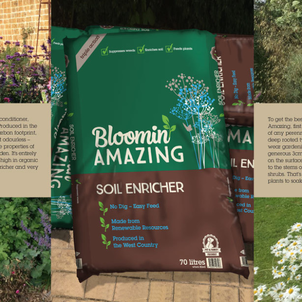Bloomin Amazing Trade Collateral