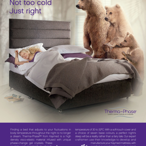 Kaymed Therma Phase Advert